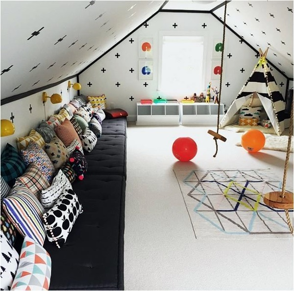Ideas For Your Kid's Dream Bedroom (16)