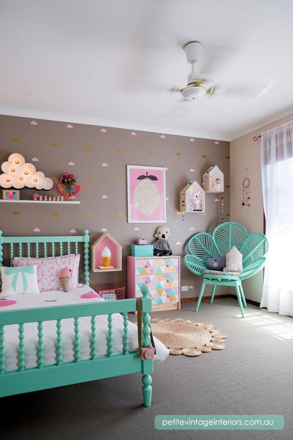 Ideas For Your Kid's Dream Bedroom (18)