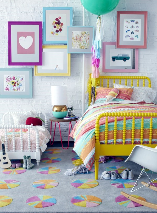 Ideas For Your Kid's Dream Bedroom (19)