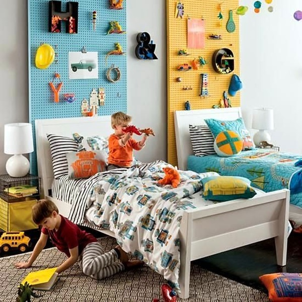 Ideas For Your Kid's Dream Bedroom (21)