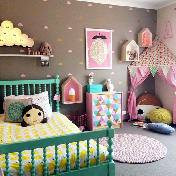 Ideas For Your Kid's Dream Bedroom (23)