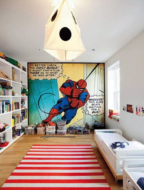Ideas For Your Kid's Dream Bedroom (24)