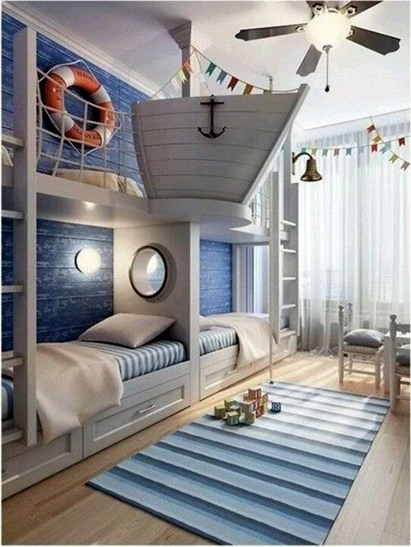 Ideas For Your Kid's Dream Bedroom (25)