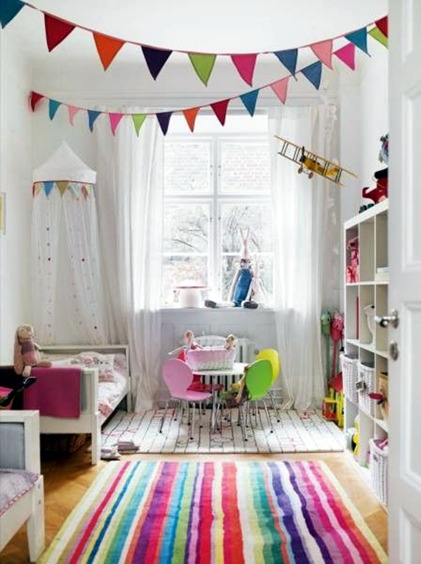 Ideas For Your Kid's Dream Bedroom (26)
