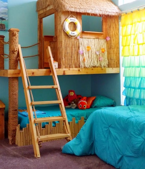 Ideas For Your Kid's Dream Bedroom (3)