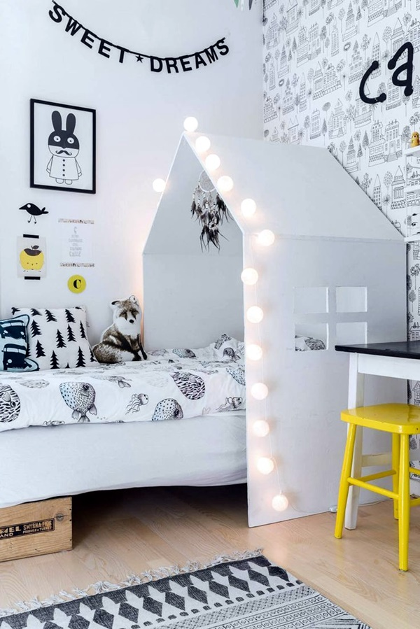 Ideas For Your Kid's Dream Bedroom (30)