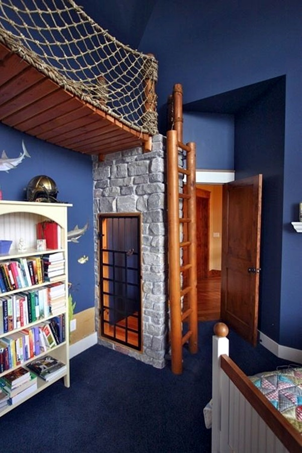 Ideas For Your Kid's Dream Bedroom (31)