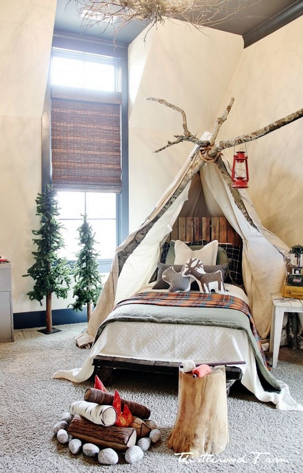 Ideas For Your Kid's Dream Bedroom (33)