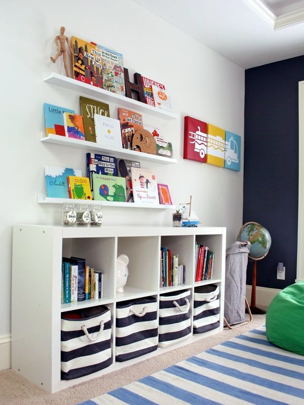 Ideas For Your Kid's Dream Bedroom (36)