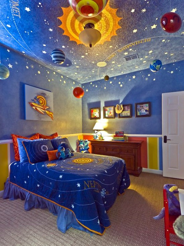 Ideas For Your Kid's Dream Bedroom (6)