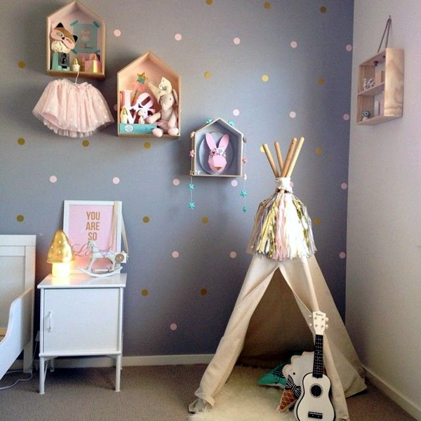 Ideas For Your Kid's Dream Bedroom (7)