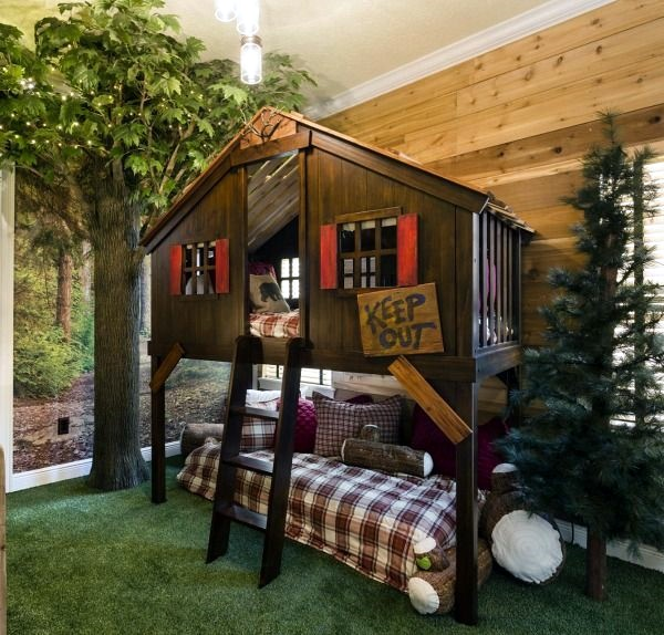 Ideas For Your Kid's Dream Bedroom (9)