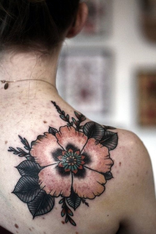 Just Perfect Shoulder Tattoos to Try in 2016 (16)