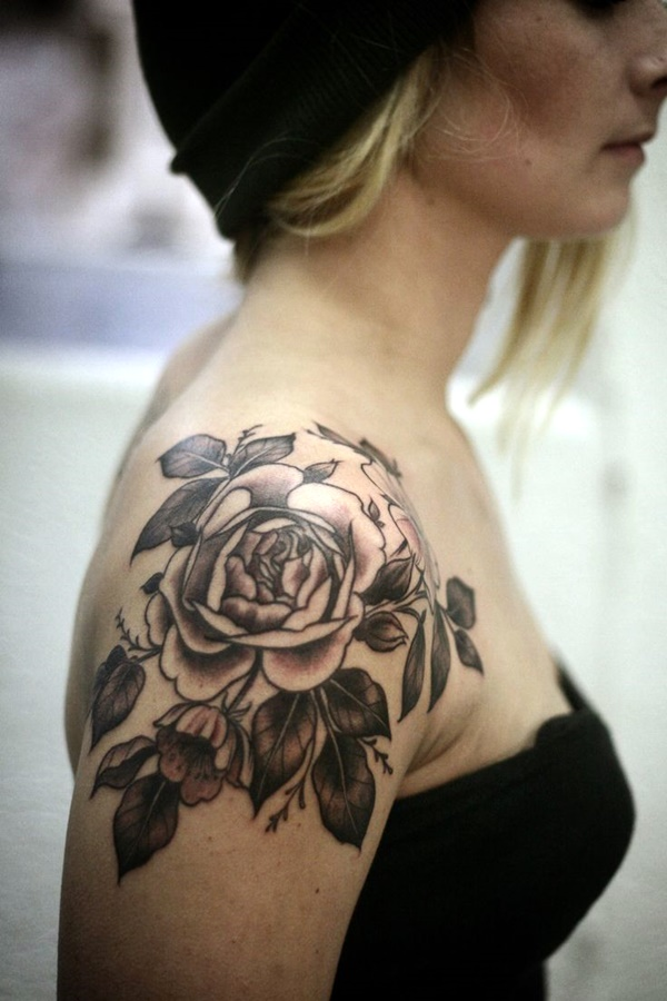 Just Perfect Shoulder Tattoos to Try in 2016 (24)