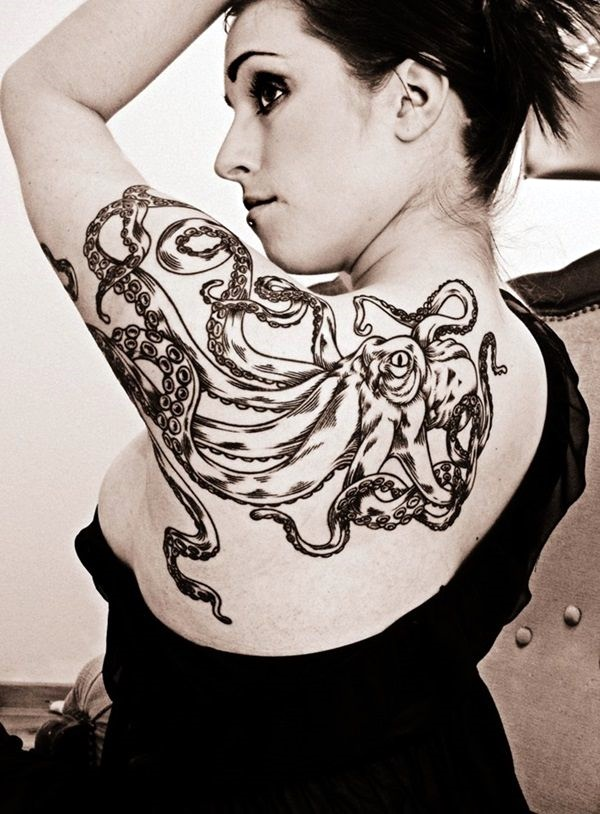 Just Perfect Shoulder Tattoos to Try in 2016 (26)