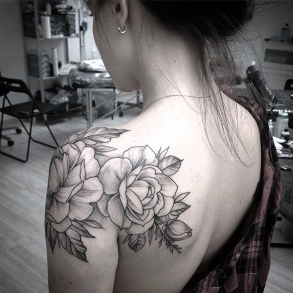 Just Perfect Shoulder Tattoos to Try in 2016 (29)