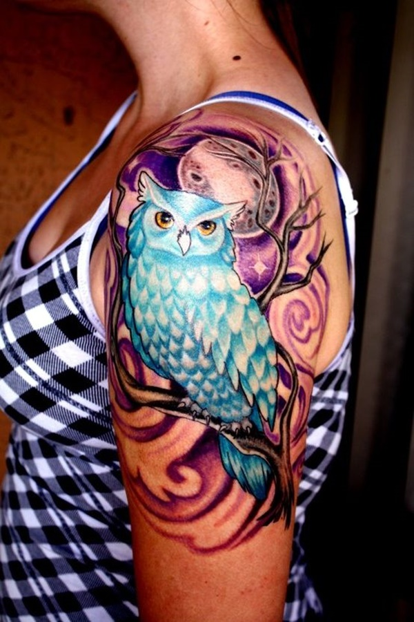 Just Perfect Shoulder Tattoos to Try in 2016 (39)