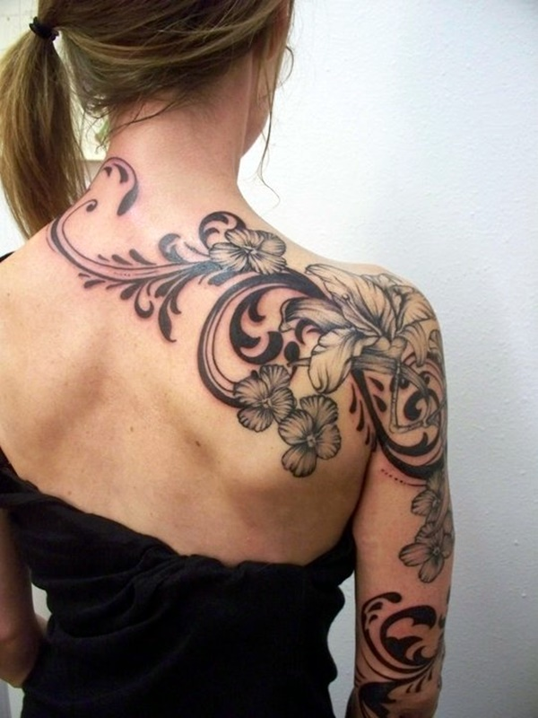 Just Perfect Shoulder Tattoos to Try in 2016 (42)