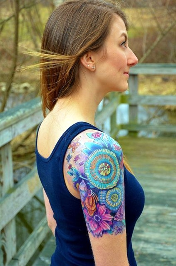 Just Perfect Shoulder Tattoos to Try in 2016 (7)