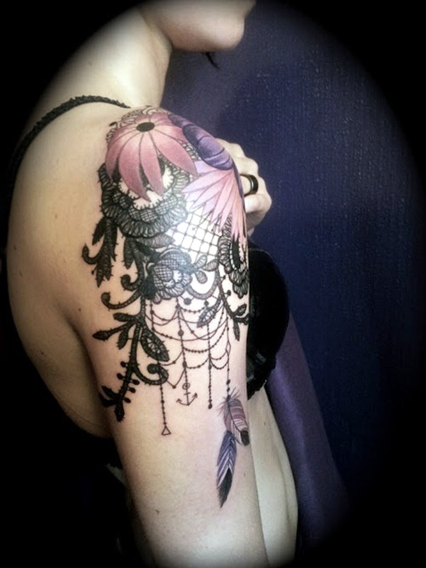 Just Perfect Shoulder Tattoos to Try in 2016 (8)