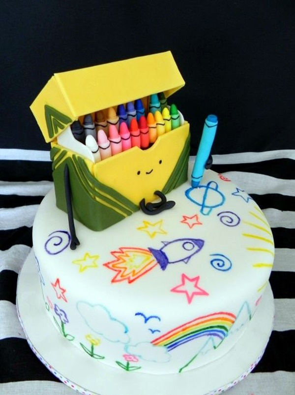 Most Detailed Cake Art Examples Like Never Seen Before (16)