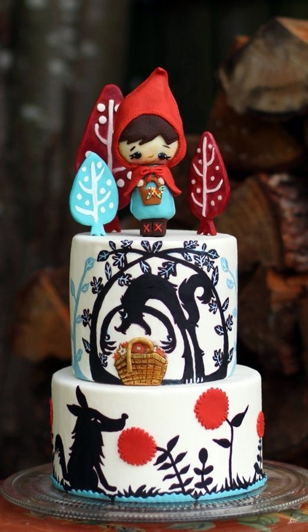 Most Detailed Cake Art Examples Like Never Seen Before (26)