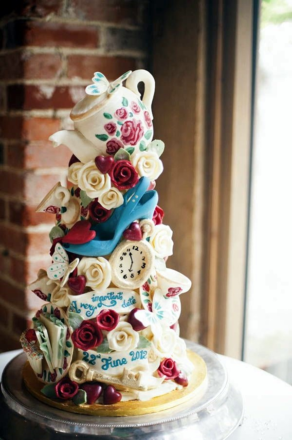 Most Detailed Cake Art Examples Like Never Seen Before (35)