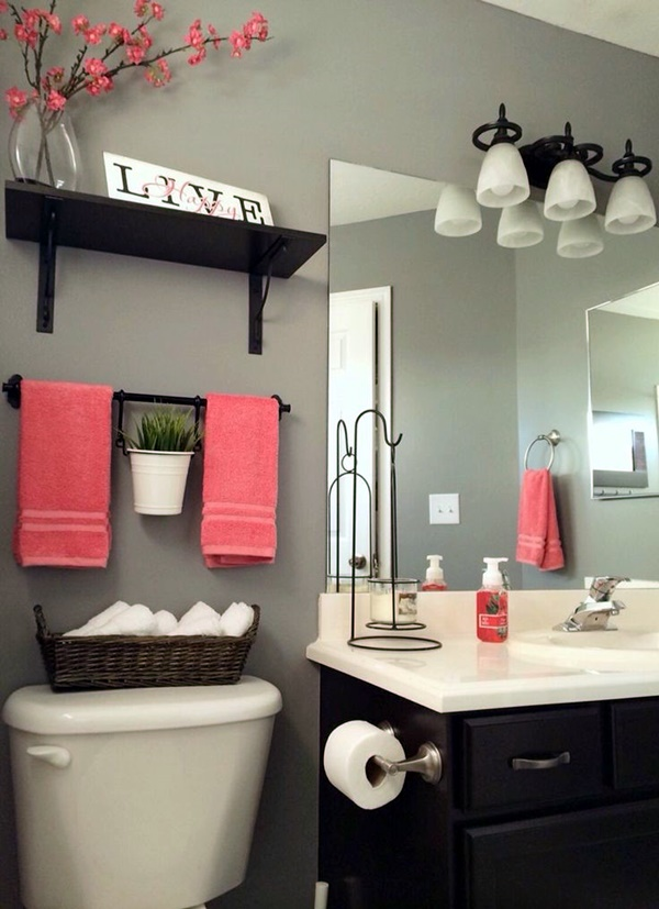 Refreshing Bathroom Mirror Designs (14)