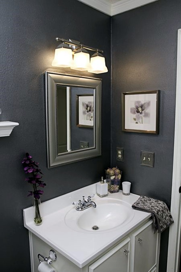Refreshing Bathroom Mirror Designs (18)