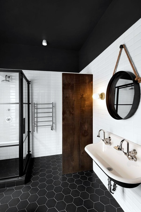 Refreshing Bathroom Mirror Designs (2)