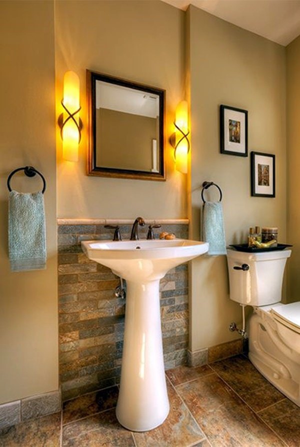 Refreshing Bathroom Mirror Designs (20)