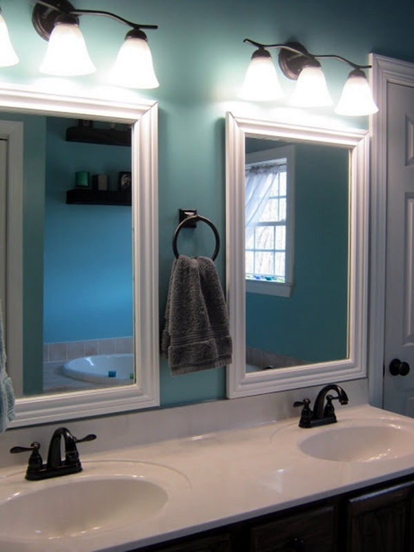 Refreshing Bathroom Mirror Designs (30)