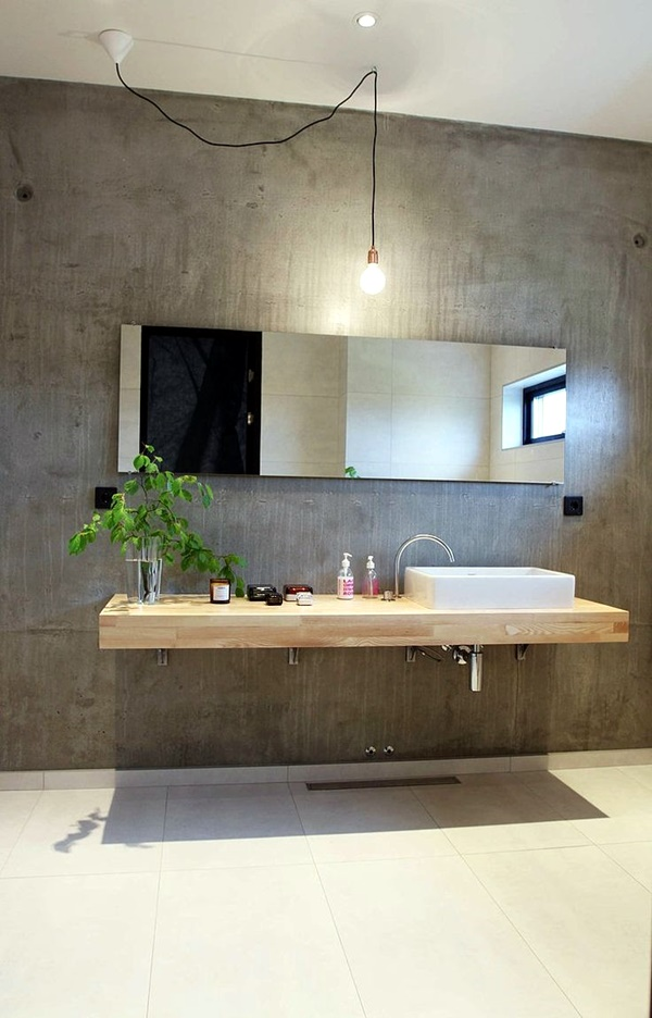 Refreshing Bathroom Mirror Designs (37)