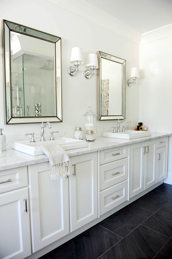 Refreshing Bathroom Mirror Designs (39)