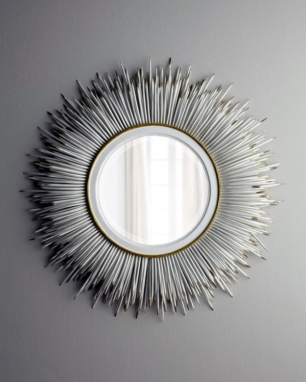 Refreshing Bathroom Mirror Designs (43)