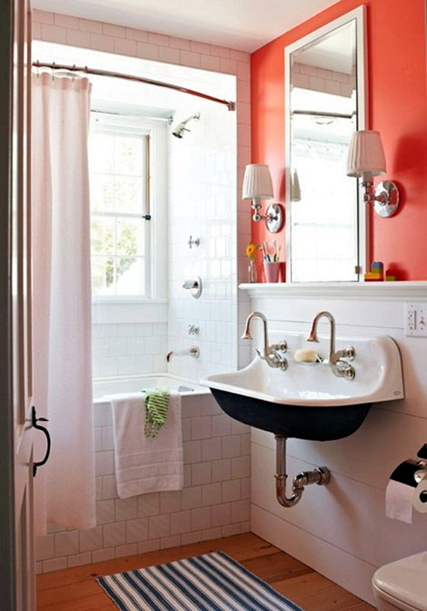 Refreshing Bathroom Mirror Designs (5)