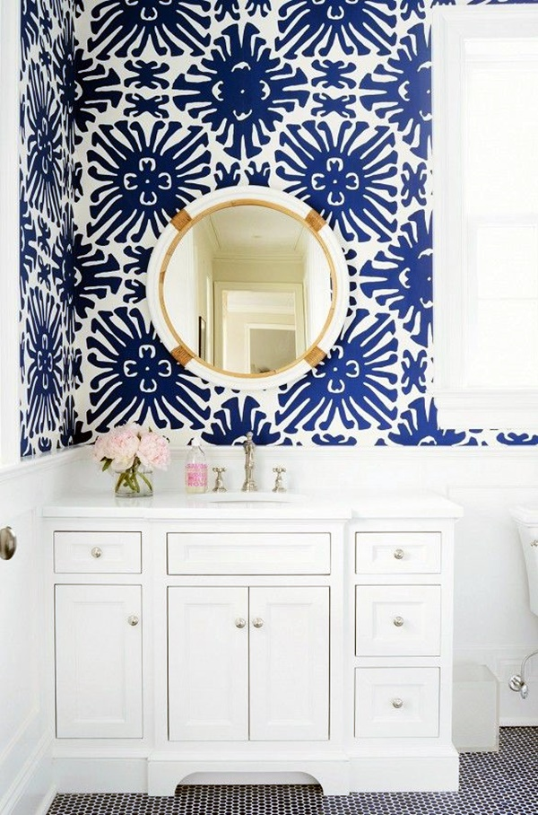 Refreshing Bathroom Mirror Designs (6)