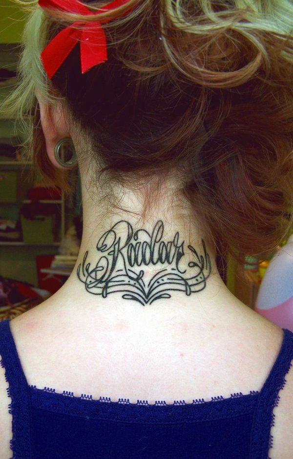Small and Sexy Neck Tattoos For 2016 (18)