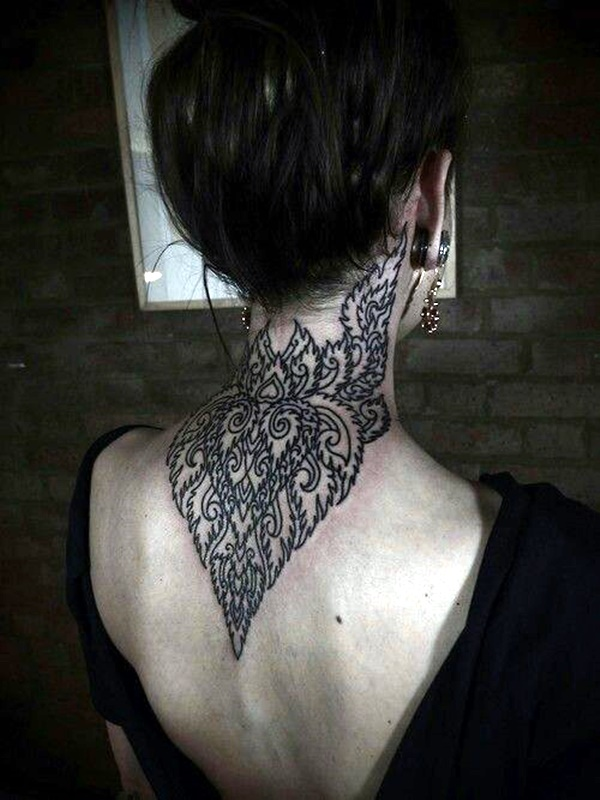 Small and Sexy Neck Tattoos For 2016 (27)