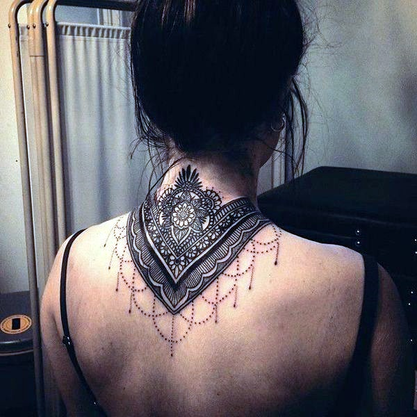 Small and Sexy Neck Tattoos For 2016 (31)