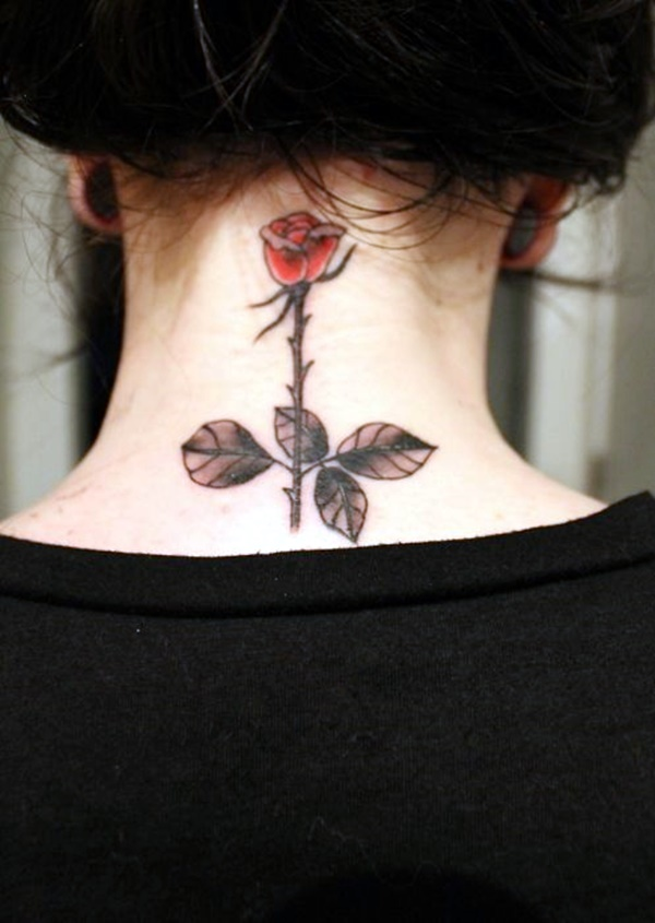 Small and Sexy Neck Tattoos For 2016 (40)