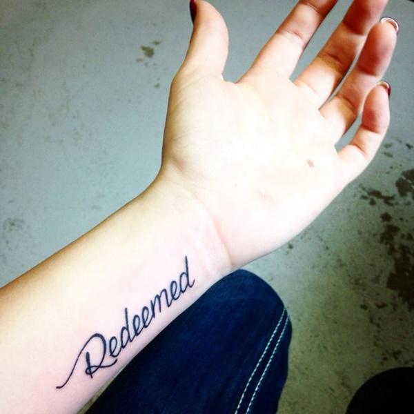 Stimulating Written Tattoos For Women (1)