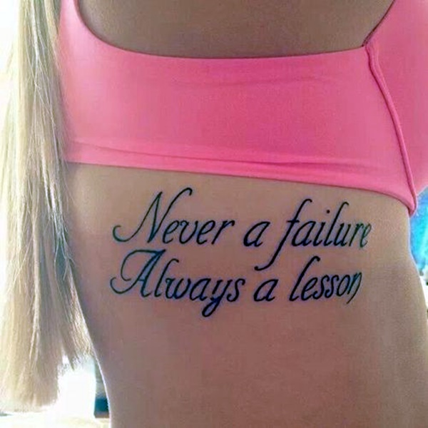 Stimulating Written Tattoos For Women (17)