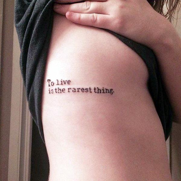 Stimulating Written Tattoos For Women (6)