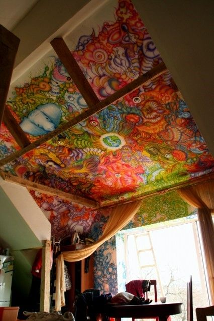 ceiling art 21