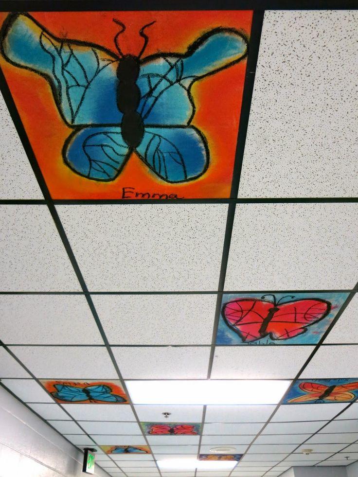 ceiling art 24