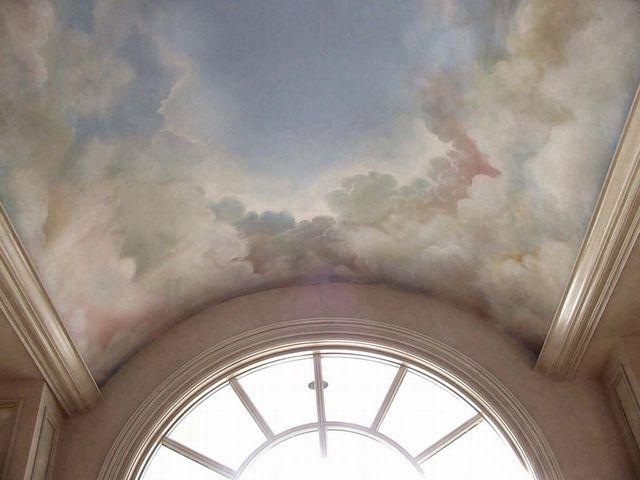 ceiling art 25
