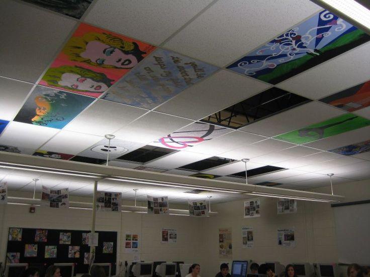 ceiling art 29