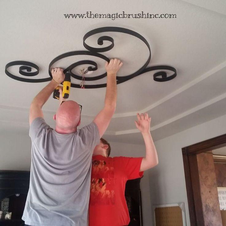 ceiling art 5