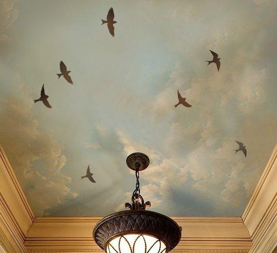 ceiling art 6